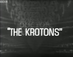 """December 28, 1968: Doctor Who in """"TheKrotons"""""""