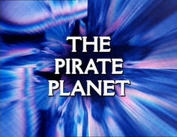 """September 30, 1978: Doctor Who in """"The PiratePlanet"""""""