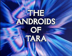"November 25, 1978: Doctor Who in ""The Androids of Tara"""