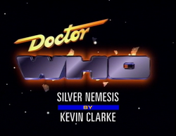 """November 2, 1988: Doctor Who in """"SilverNemesis"""""""